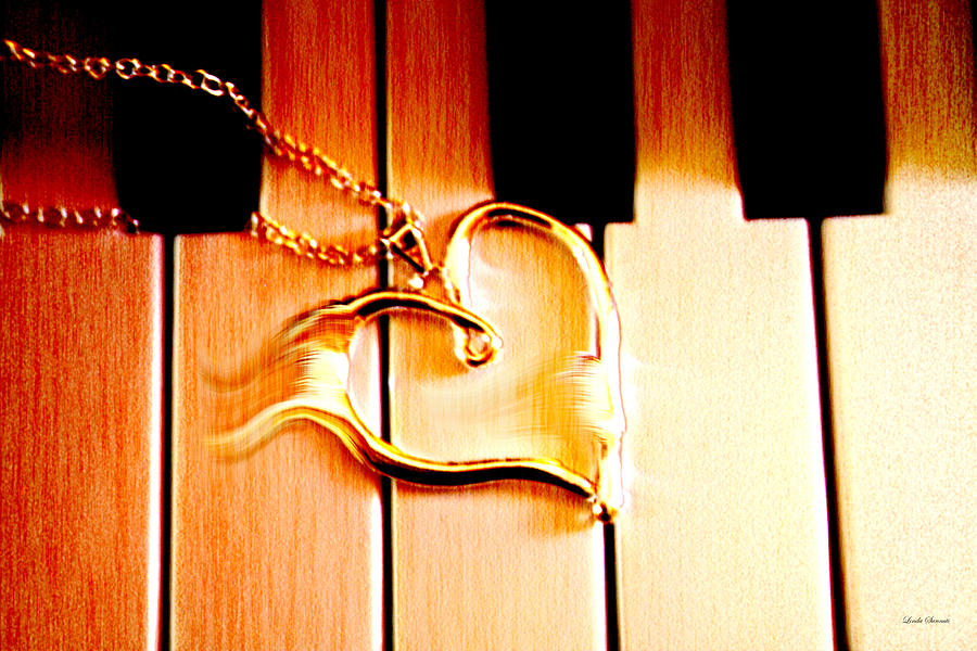 Unchained Melody Photograph - Unchained Melody by Linda Sannuti