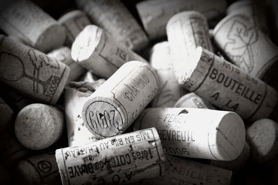 Wine Corks Photograph - Uncorked by Georgia Fowler