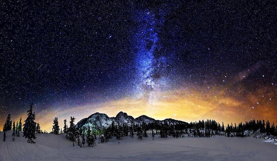 Under The Stars Photograph