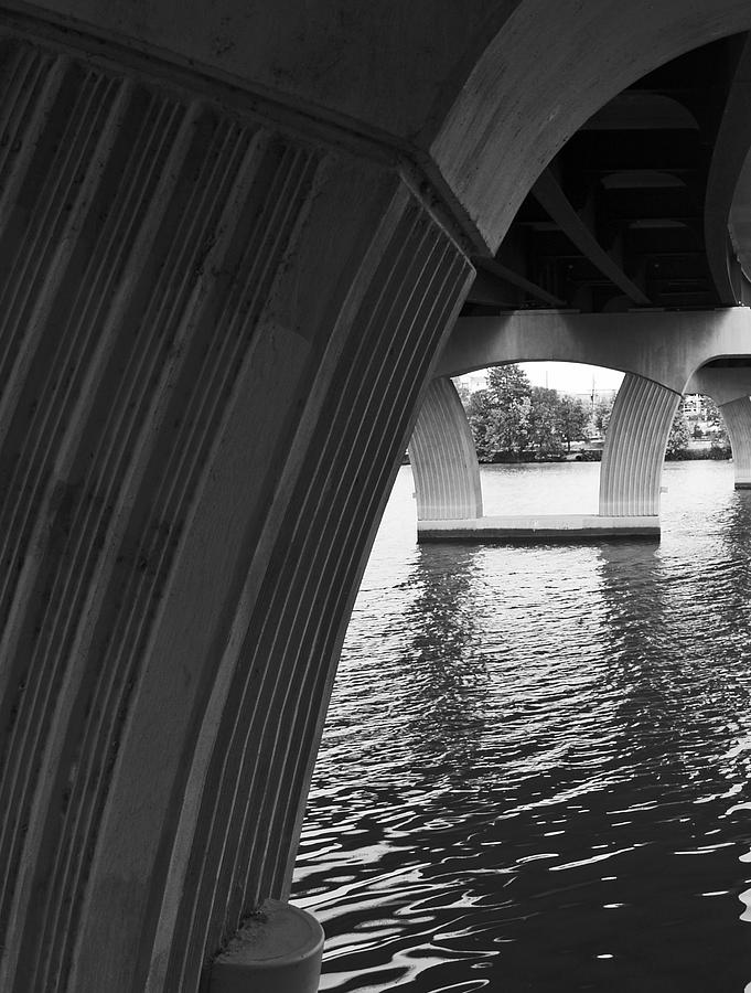 Landscape Photograph - Underneath Yet Above by James Granberry
