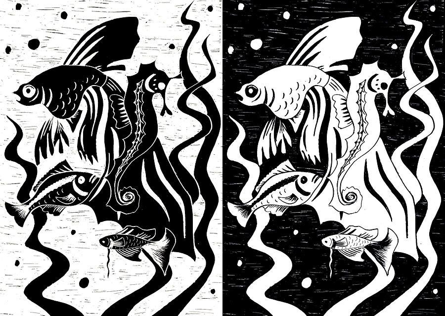 Underwater Fish Painting