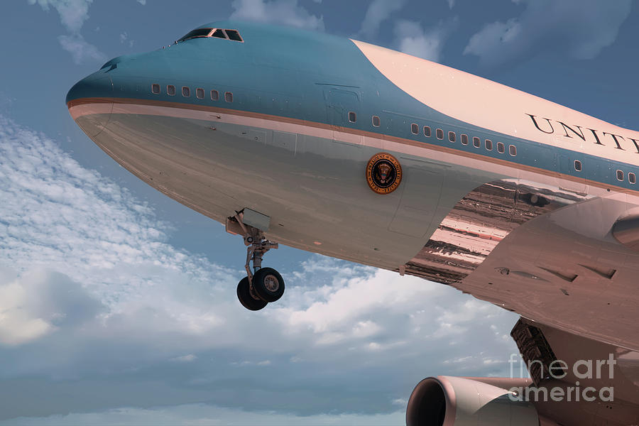 United States Air Force One Photograph
