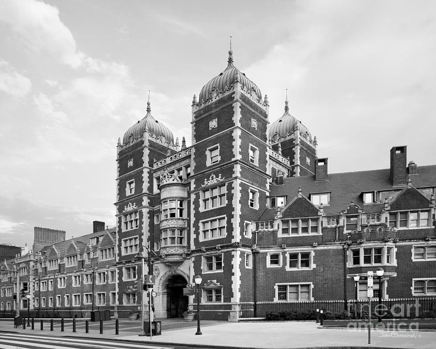 University Of Pennsylvania Photograph - University Of Pennsylvania The Quadrangle by University Icons