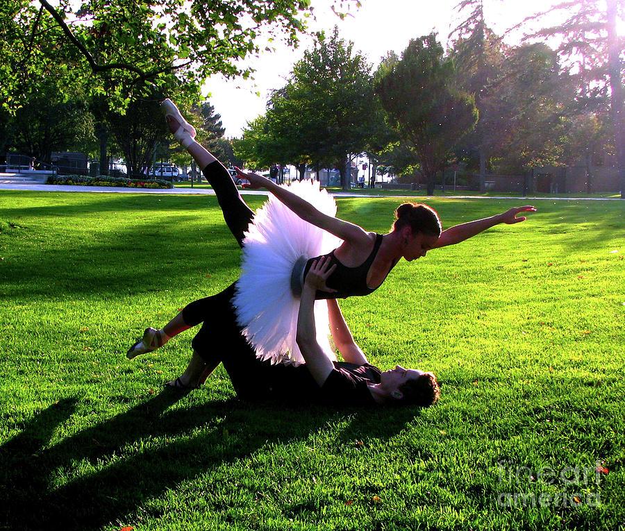 Urban Ballet Photograph