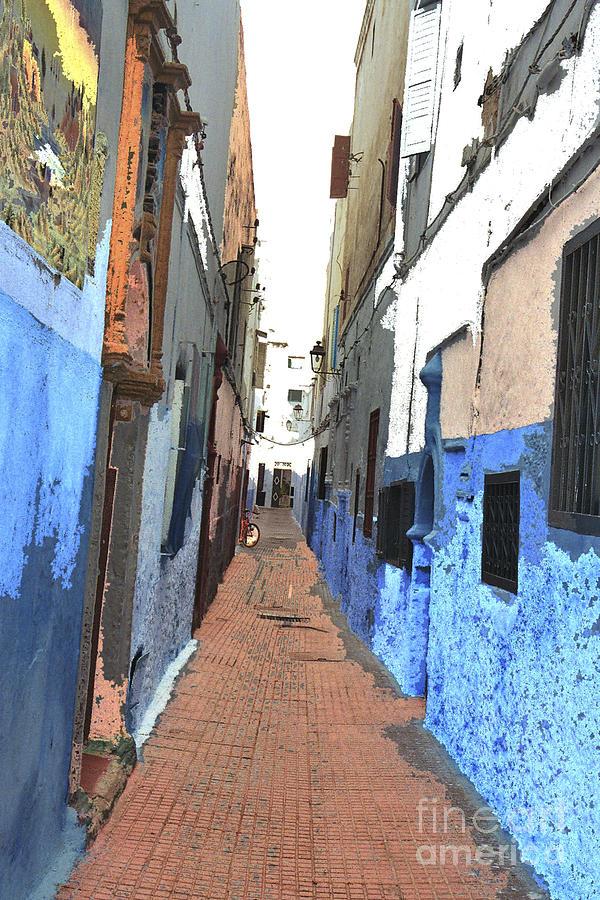 Urban Scene  Photograph