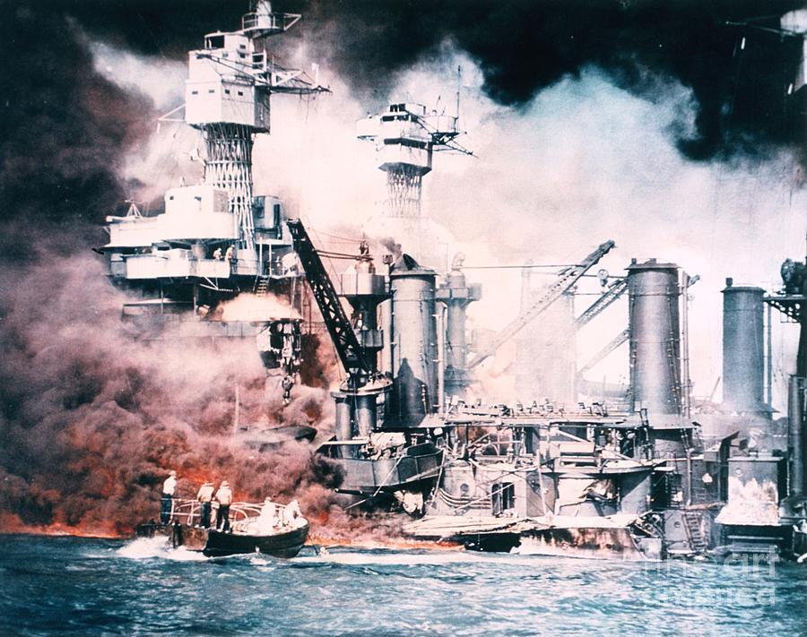 blame bombing pearl harbor