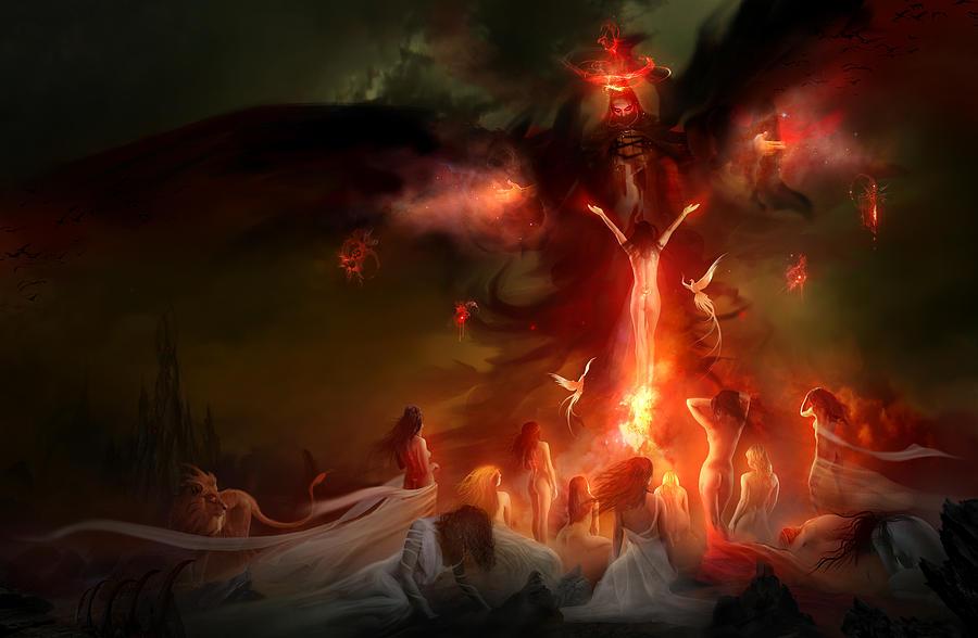 Utherworlds Hellzunas Painting