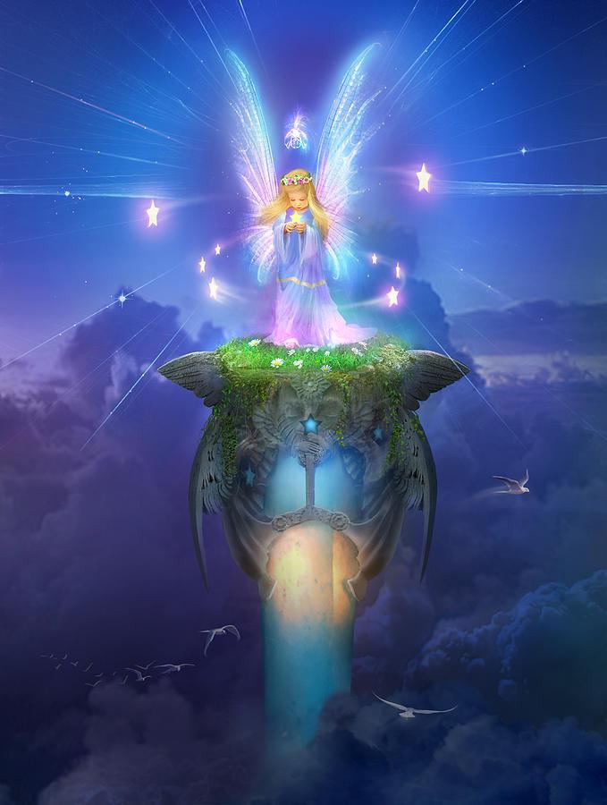 Utherworlds Stargazer Painting