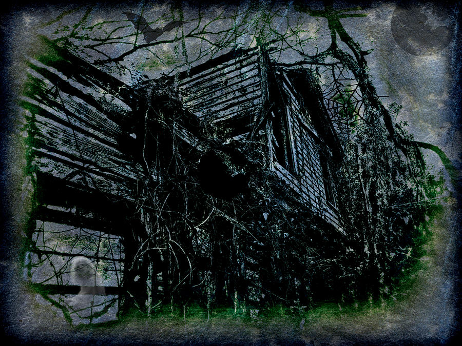 Digital Photograph - Vacancy At The Inn by Leslie Revels Andrews