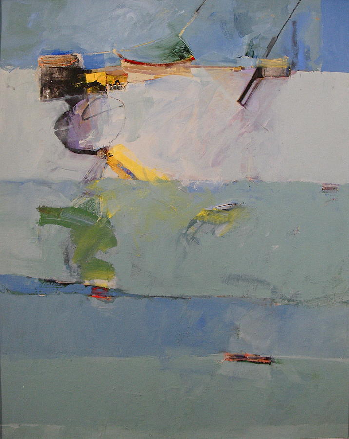 Abstract Painting Painting - Vahevala by Cliff Spohn