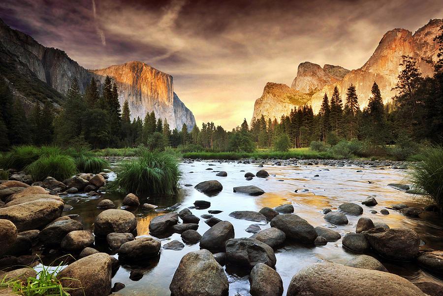 Horizontal Photograph - Valley Of Gods by John B. Mueller Photography