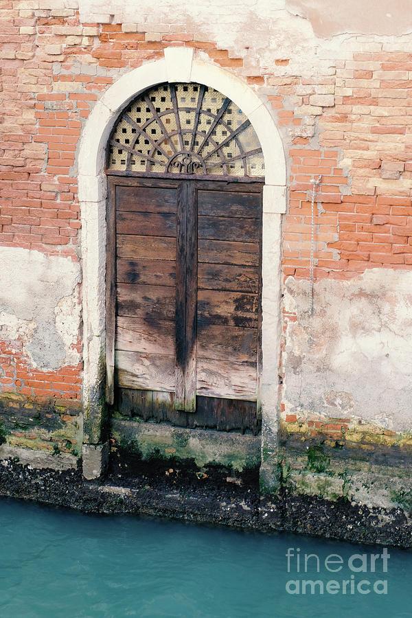 Venetian Doors Photograph