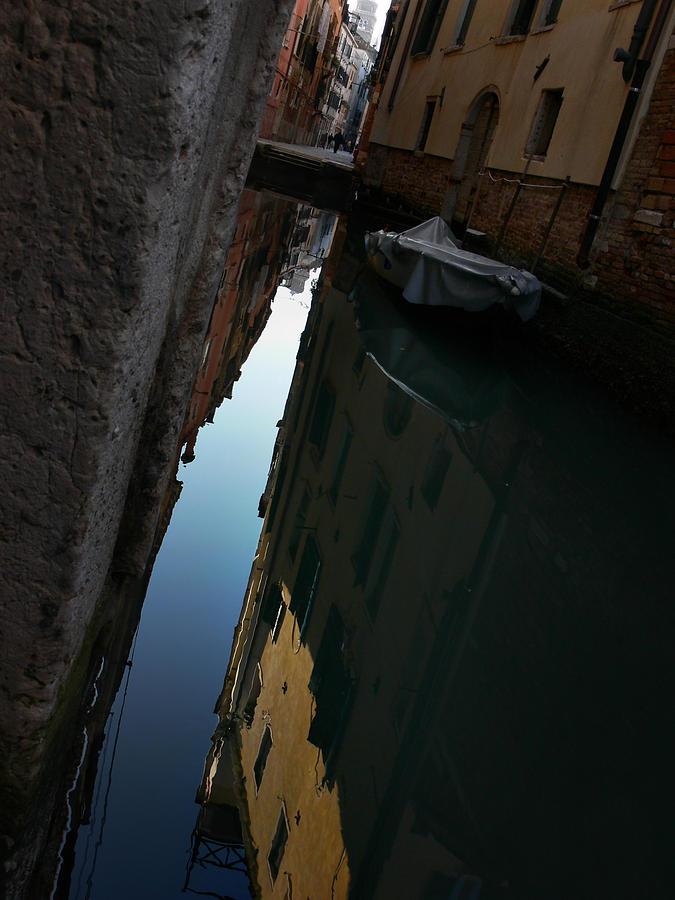 Sea Photograph - Venice-14 by Valeriy Mavlo