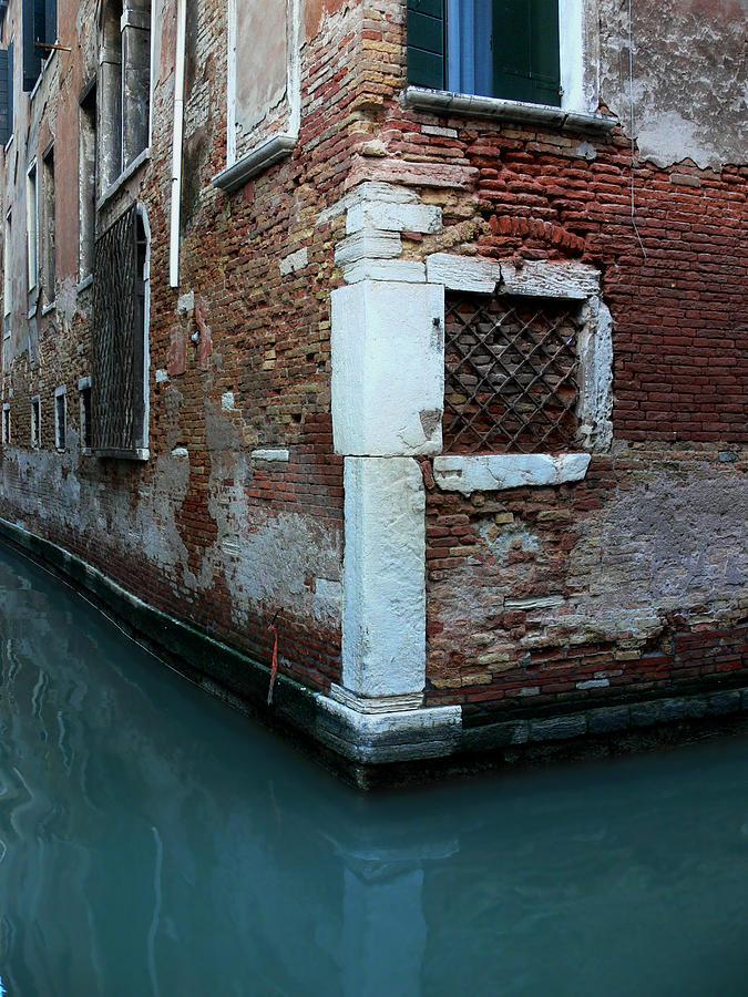 Sea Photograph - Venice-20 by Valeriy Mavlo