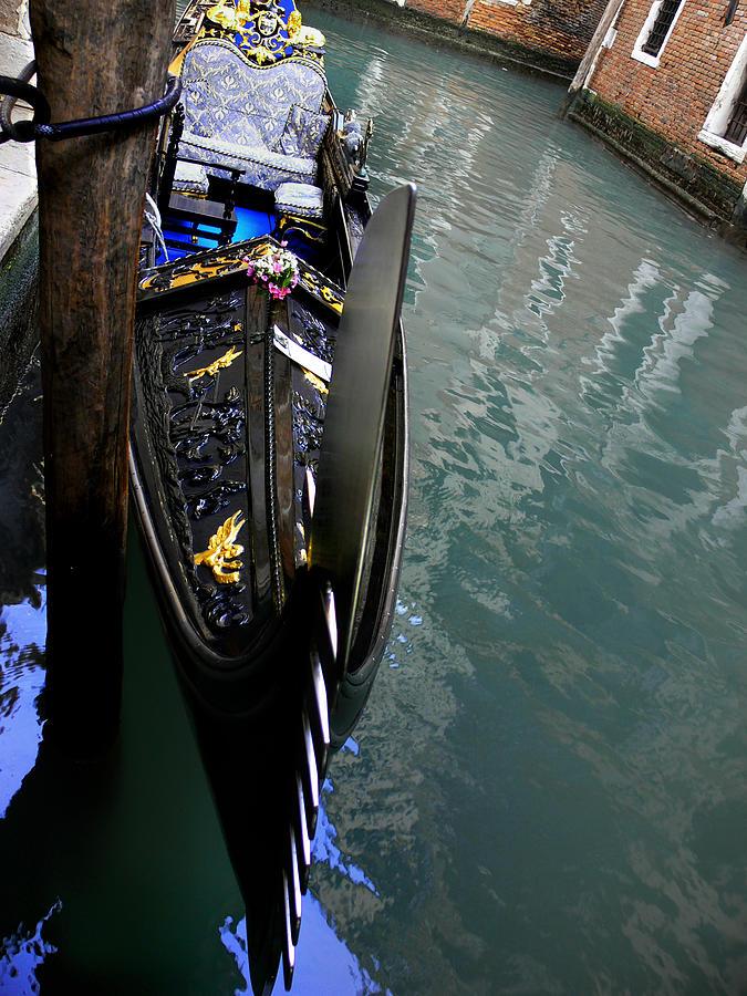 Sea Photograph - Venice-5 by Valeriy Mavlo