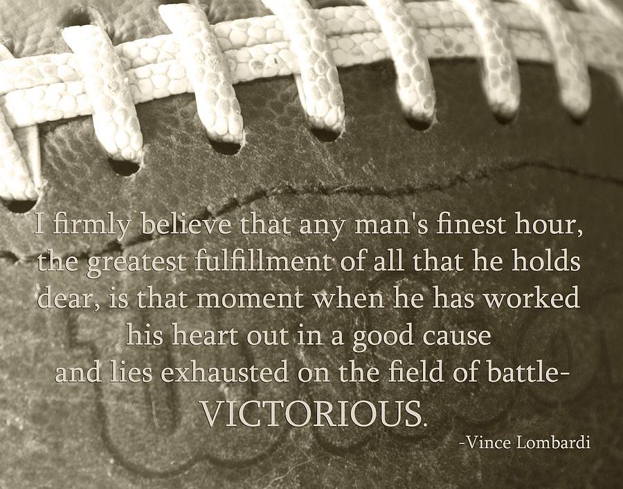 Victorious Photograph