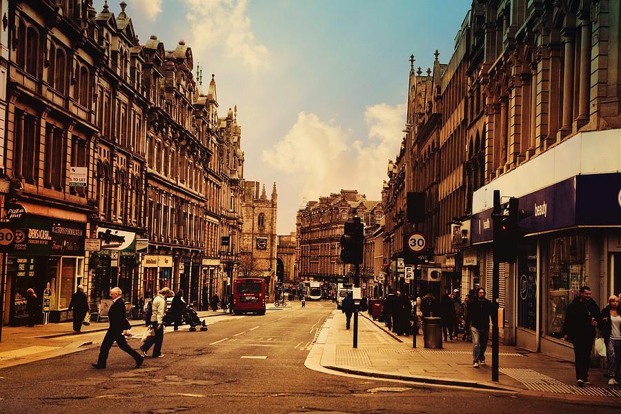 Vintage London Street Photograph