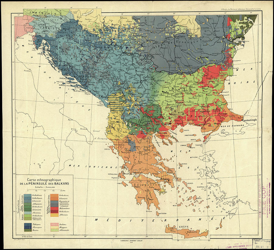 the role of the conflict in balkan peninsula in the world war i