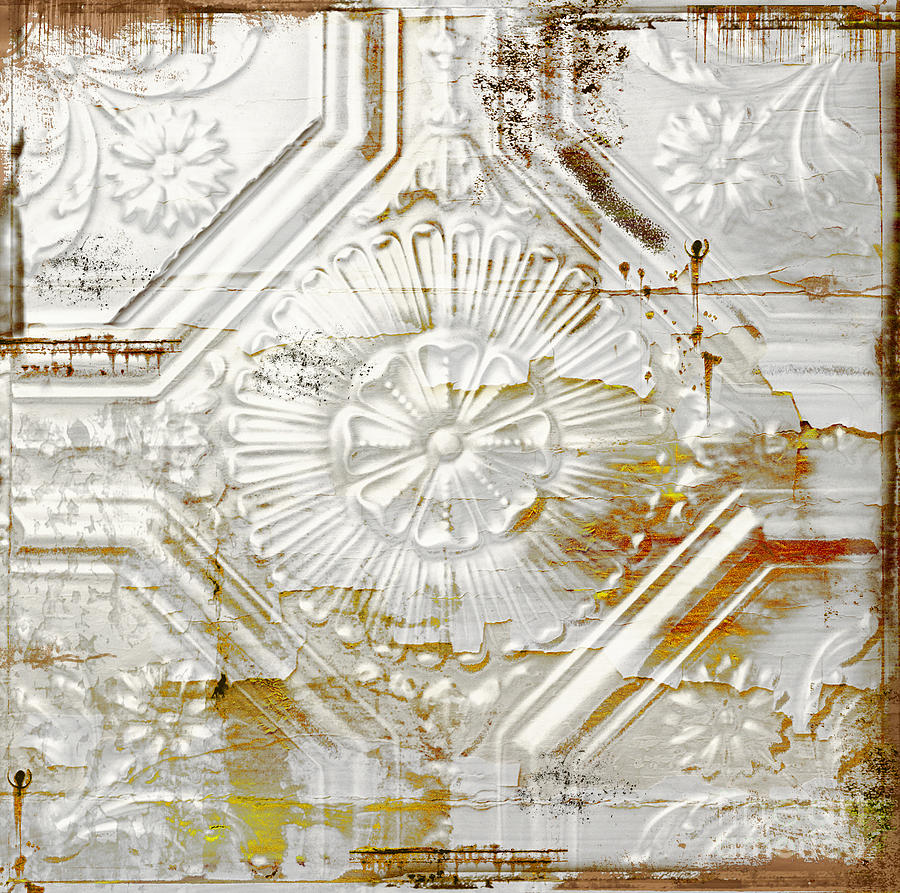 Antique Tin Ceiling Tiles eBay