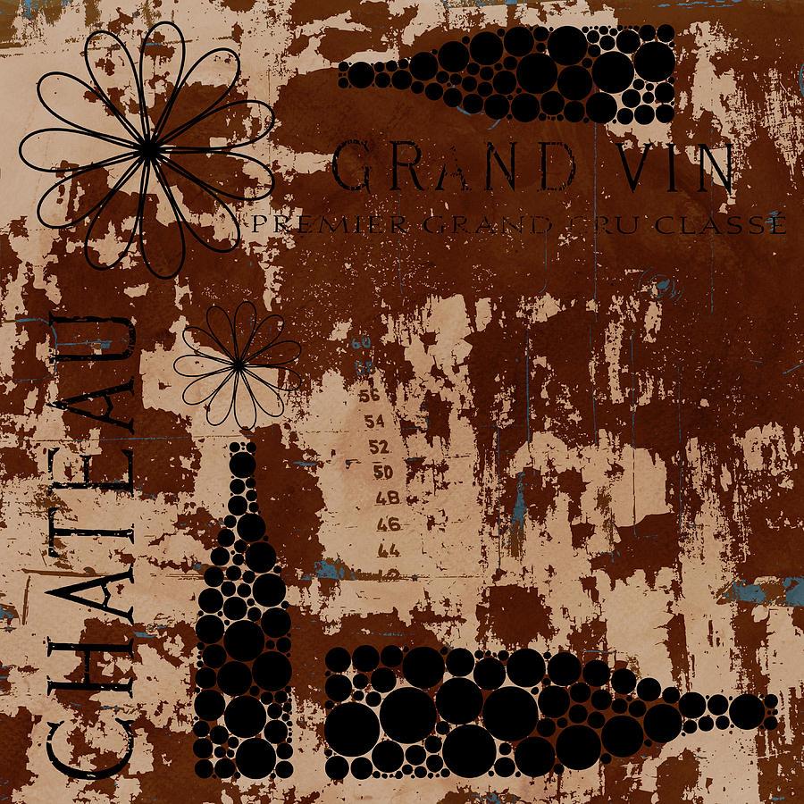 Frank Tschakert Painting - Vintage Wine by Frank Tschakert