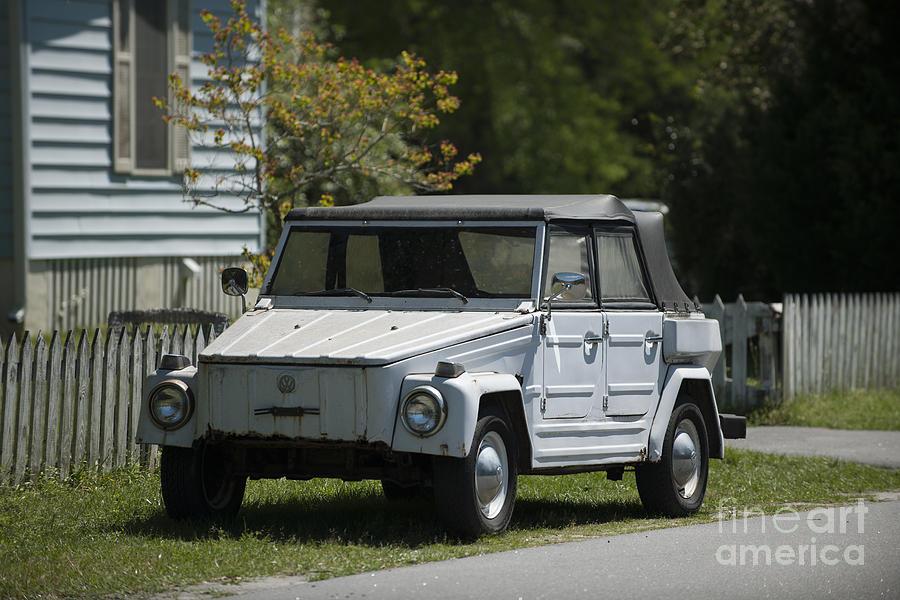 Volkswagon Thing Photograph