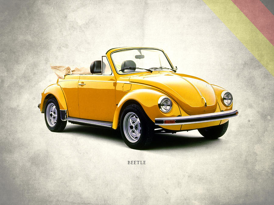 Vw Beetle 1972 Photograph