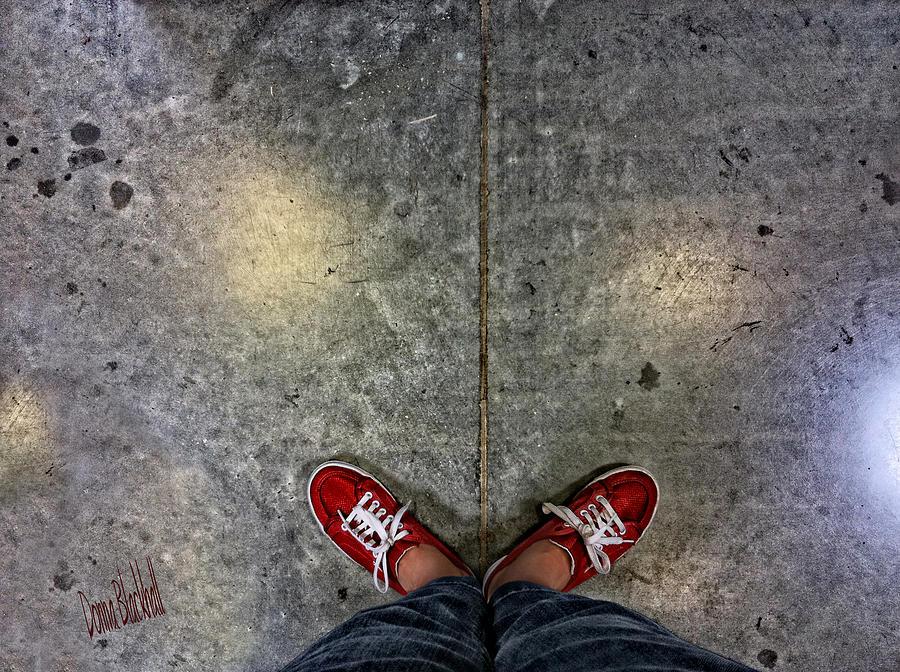 Waiting For Clown School Photograph