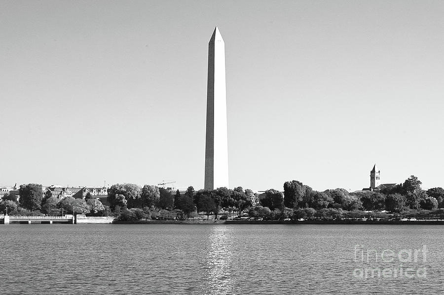 Washington Monument Washington Dc Photograph