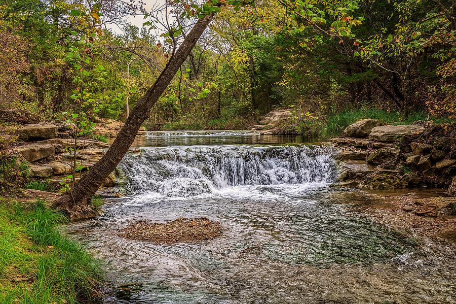 Landscape Photograph - Water Fall by Doug Long