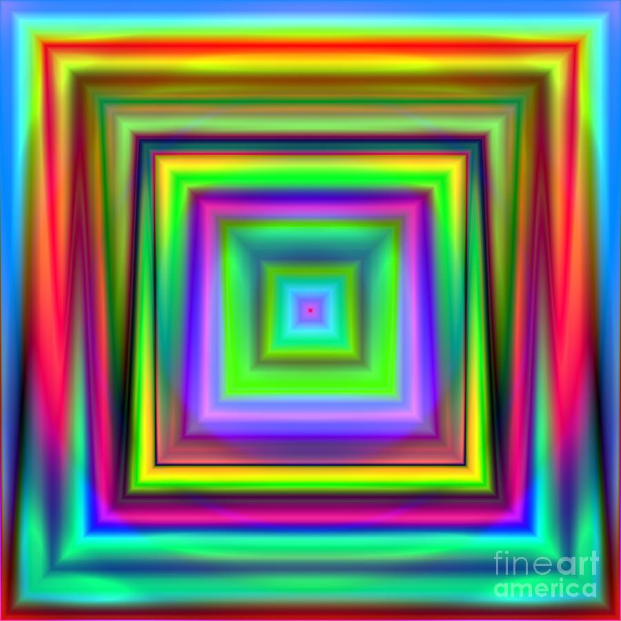 Digital Art Digital Art - Wave 009 by Rolf Bertram