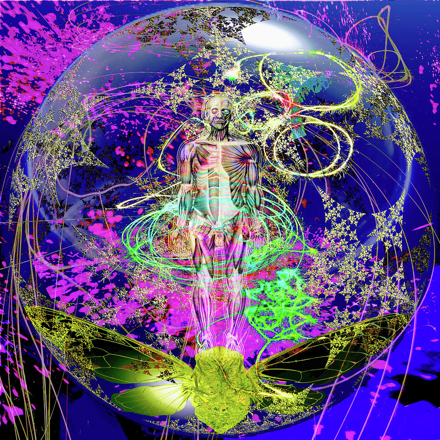 We Are Star Stuffed Solar Digital Art