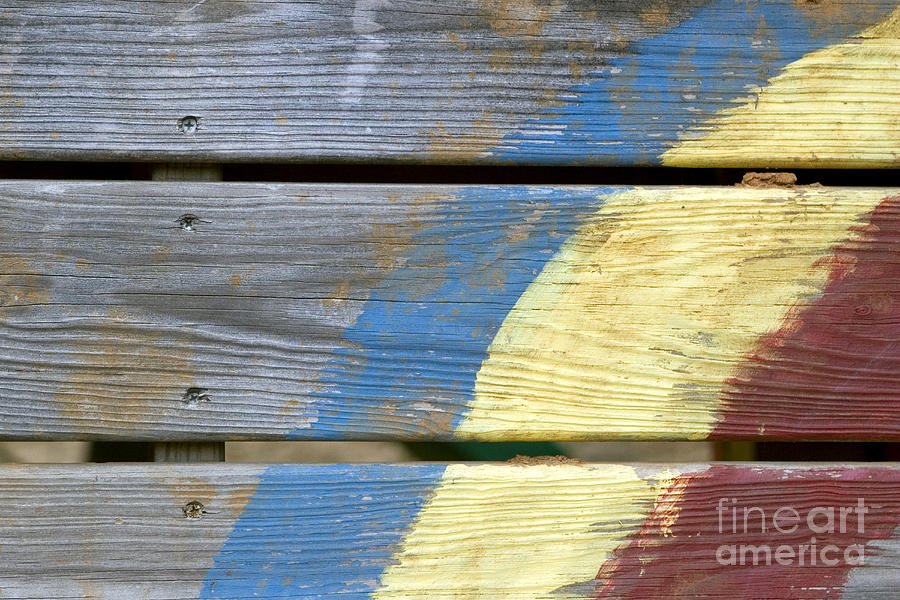 Weathered Photograph - Weathered by Jeannie Burleson