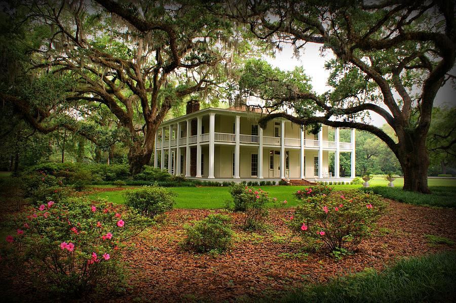 Eden State Park Photograph - Wesley House by Sandy Keeton