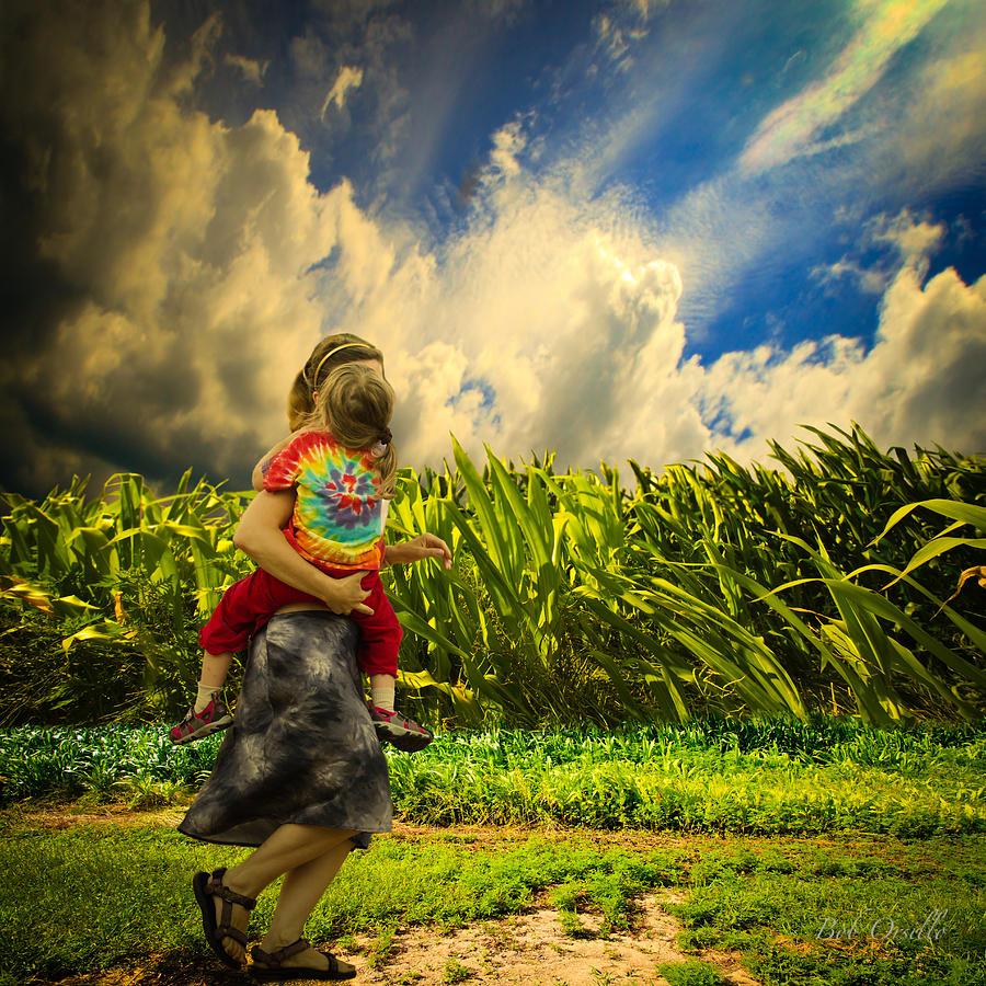 America Photograph - When The Sun Comes After Rain by Bob Orsillo