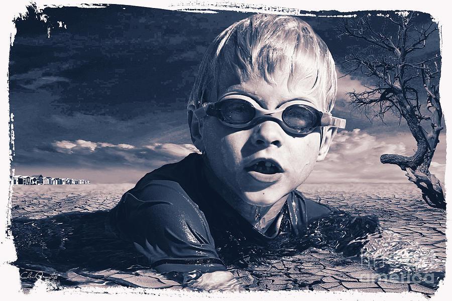 Where Will He Swim Tomorrow Photograph