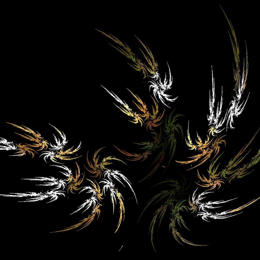 Wild And Free Digital Art