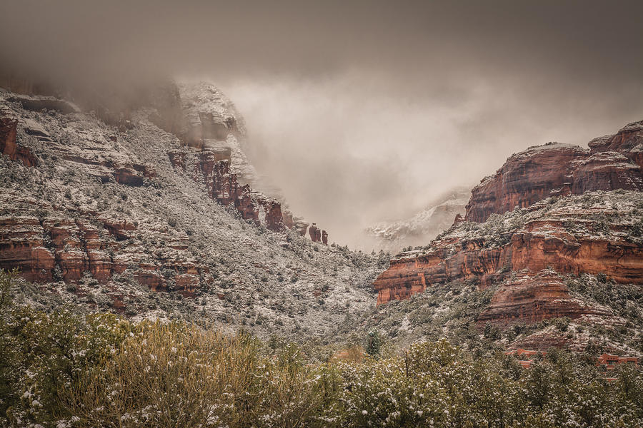 Boynton Canyon Arizona Photograph