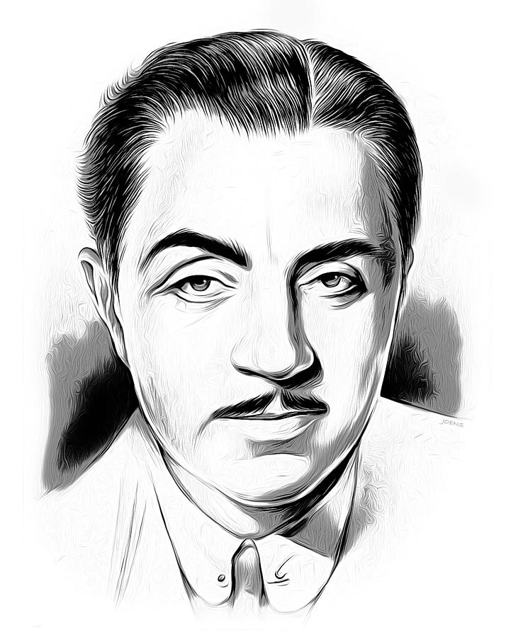William Powell Mixed Media