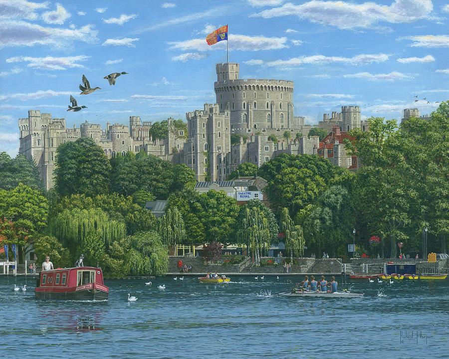 Thames River Tour To Windsor Castle