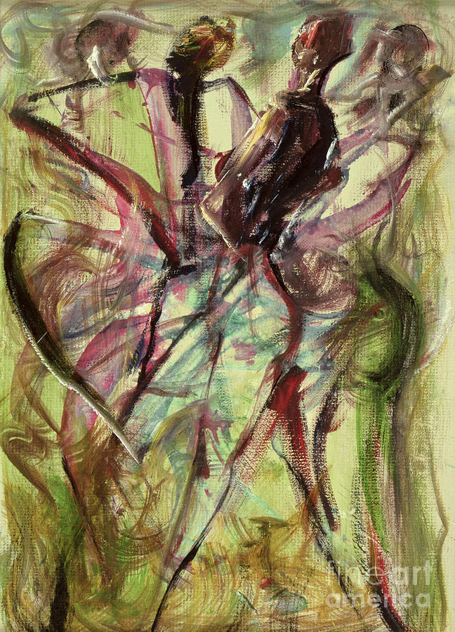 Famous African American Dance Paintings African American Paintings