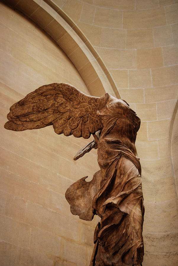 Winged Photograph - Winged Victory by JAMART Photography