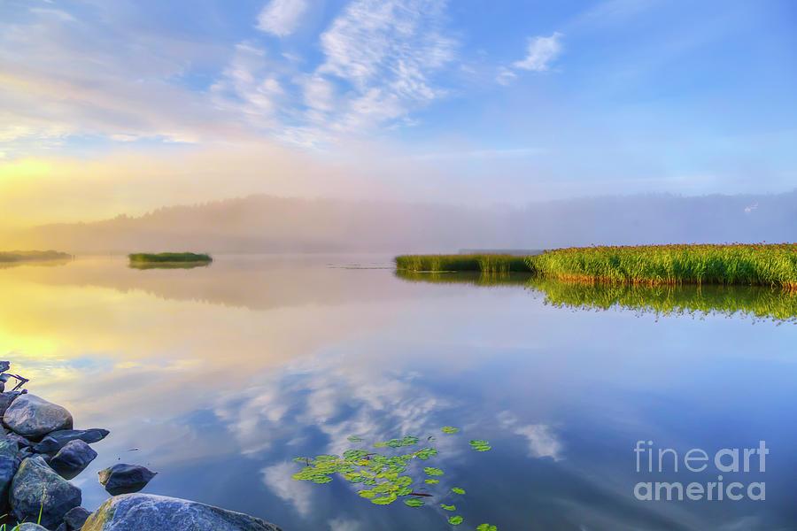 Wonderful Morning IIi Photograph
