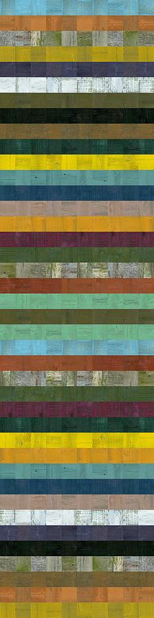 Wooden Abstract X  Digital Art