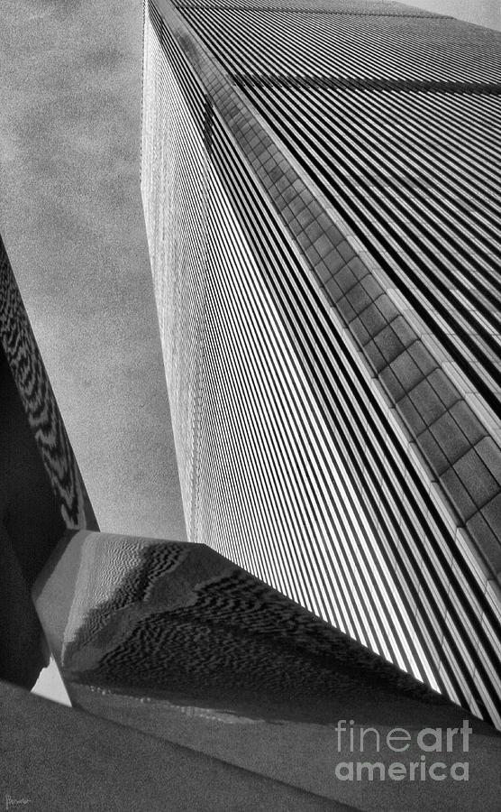 Wtc Photograph - World Trade Center 1 by Jeff Breiman