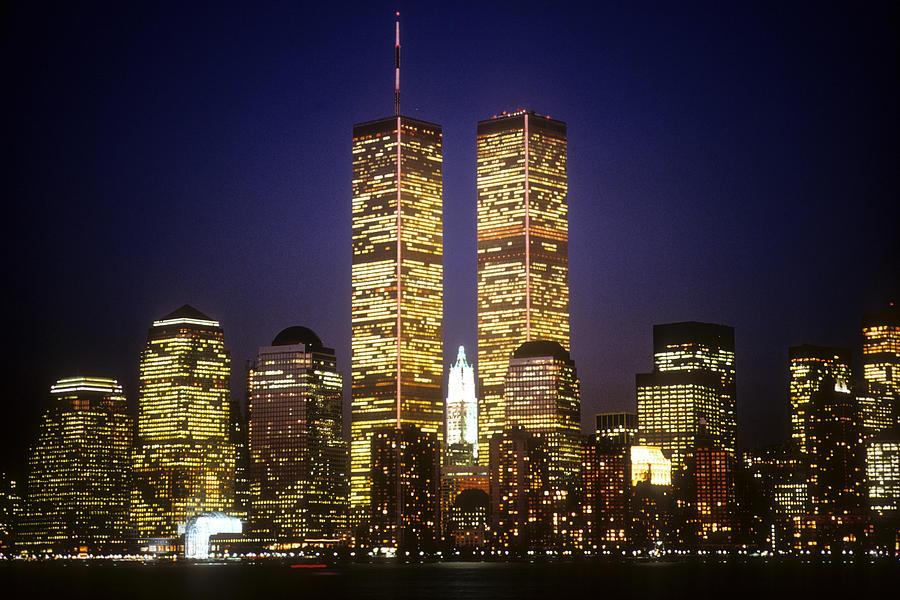 World Trade Center Photograph