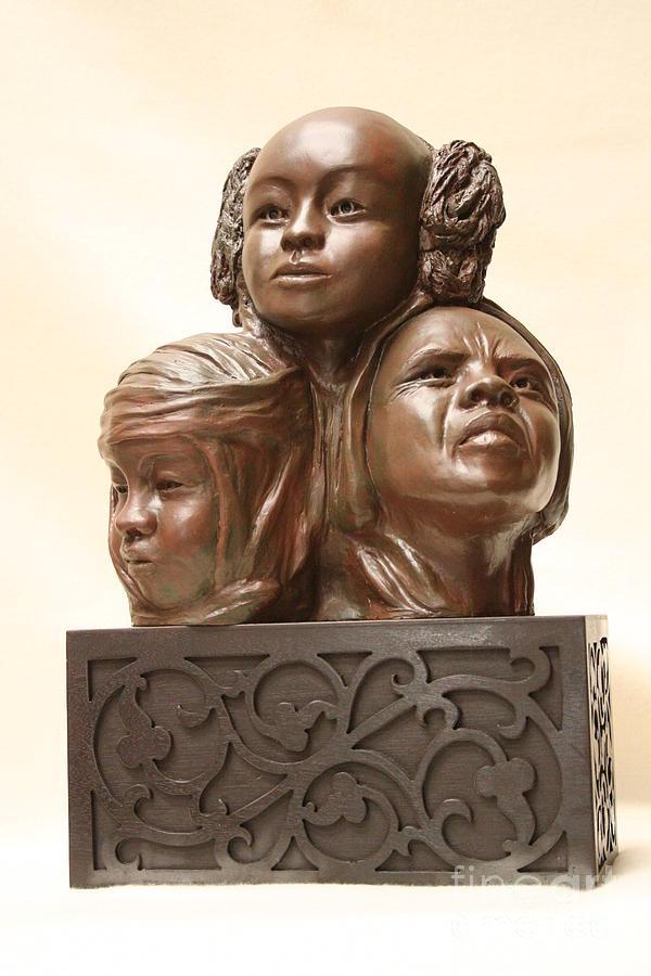 World View Sculpture