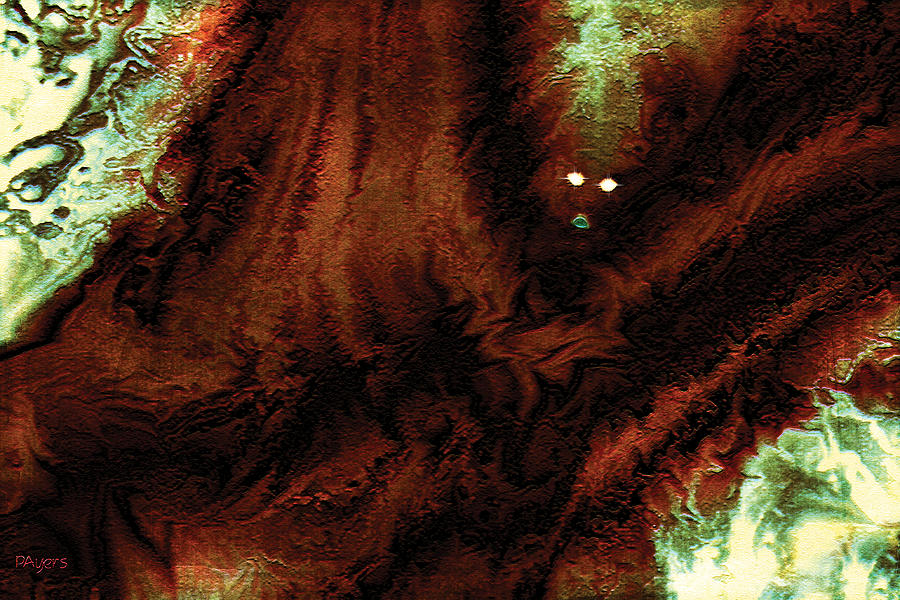 Paula Ayers Digital Art - Wraith by Paula Ayers