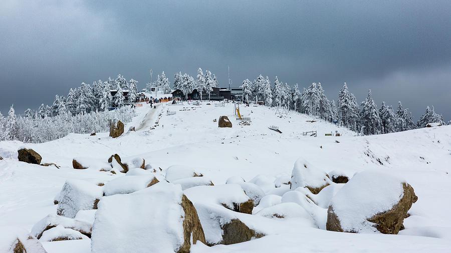 Wurmberg, Harz Mountains Photograph