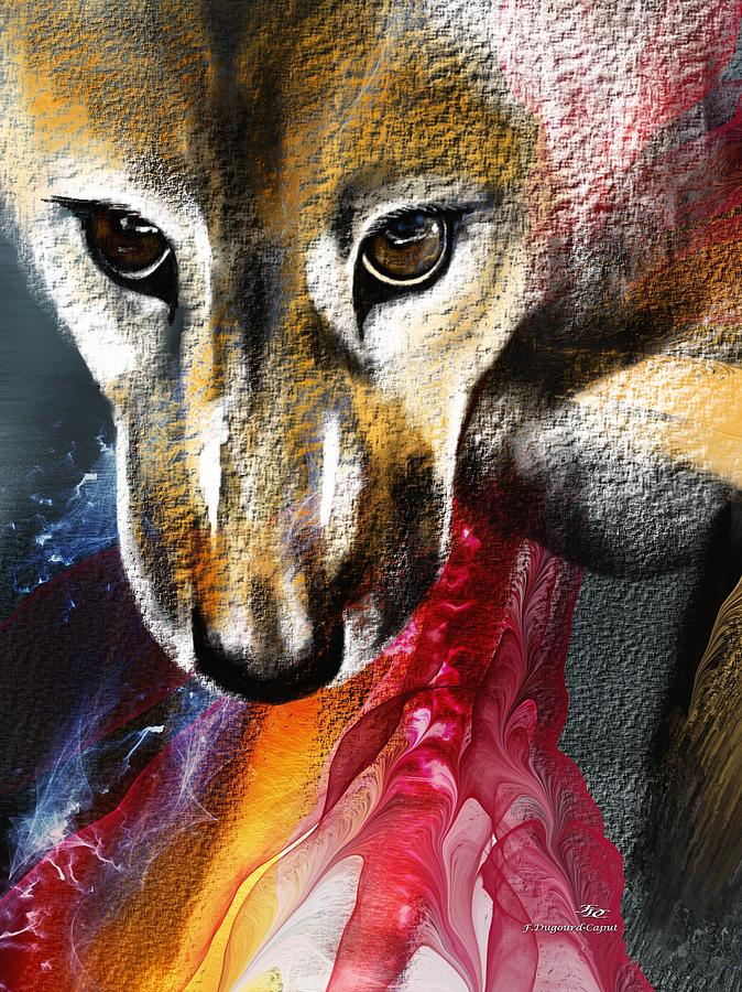Yeti painting