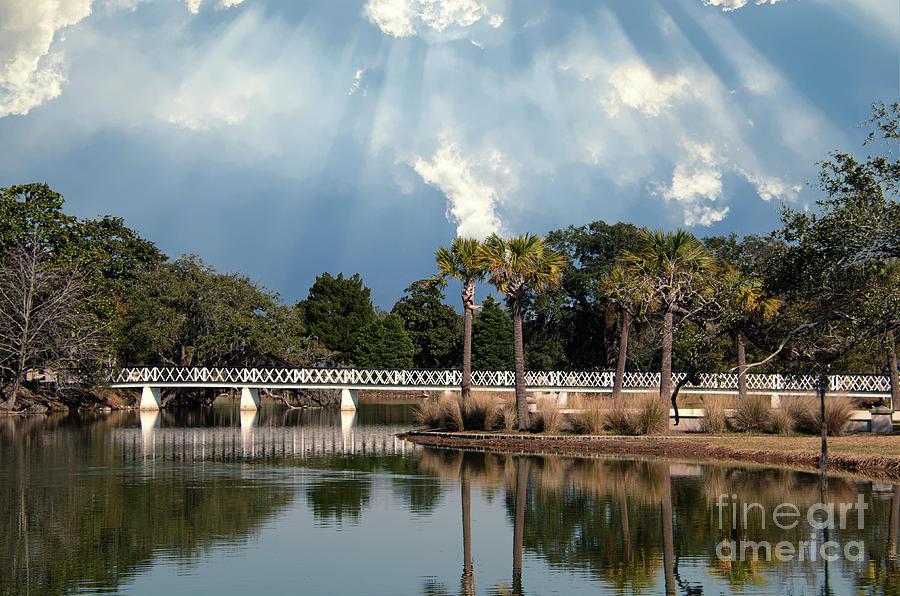 Magnolia Bridge Photograph